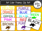 "FREEBIE Colors  ""Art and Painting Clip Art"""