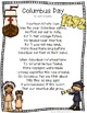 *FREEBIE* Columbus Day Poetry Pack ~ w/ daily Shared Reading plans for K & 1