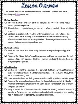 FREEBIE Common Core Main Idea Lesson Plan