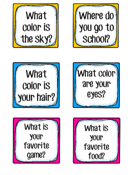 FREEBIE!  Complete Sentences Write the Room-Task Cards