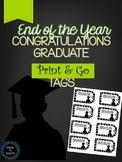 Congratulations Graduate Tags