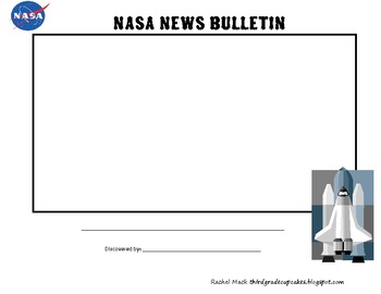 FREEBIE Constellation Discovery Writing Activity
