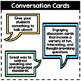 Conversation Starters - Task Cards for Discussion & Writing - SET #4: KINDNESS
