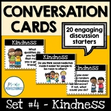 Conversation Starters - Task Cards for Discussion & Writin