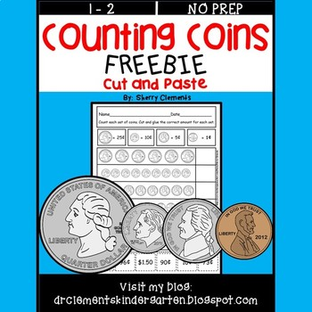 FREE DOWNLOAD : Counting Coins