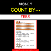 FREEBIE - Counting by Coins - Pennies, Nickels, Dimes, Quarters