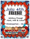 *FREEBIE* 4th of July Printables