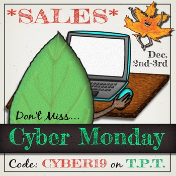 FREEBIE Cyber Monday 2019 Sale Ads & Banners (No Credit Required) PaezArtDesign
