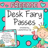 FREEBIE - Desk Fairy Passes