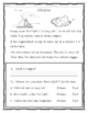 FREEBIE- Differentiated Reading Passages Sample