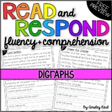 Reading Passages for Fluency and Comprehension - Digraphs - FREE PREVIEW!