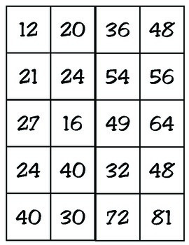 FREEBIE: Distributive Property of Multiplication (3rd Grade Math)