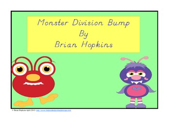FREEBIE Division Monster Bump