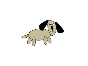 FREEBIE Dog Clip Art