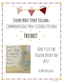 """FREEBIE """"Don't Let the Pigeon Drive the Bus"""" Interactive R"""