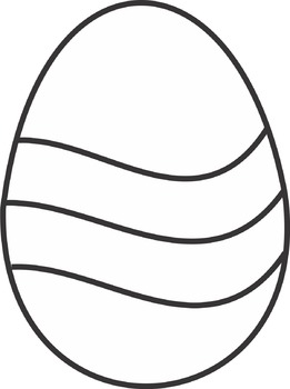 FREEBIE - EASTER EGGS -CLIPART