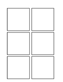 FREEBIE EDITABLE Post-It Note Template for Printing on a S