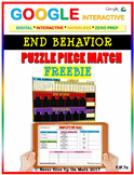 FREEBIE END BEHAVIOR - (1 Activity) Google Interactive