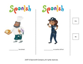 FREEBIE - PRONOUN ACTIVITIES (English Version)