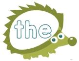 FREEBIE: Early Childhood Literacy Center:Heidi the High Fr