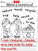 {FREEBIE} Earth Day Busy Work for First Graders