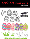 FREEBIE Easter Clipart
