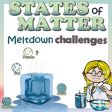 States of Matter Hands-on Ice Cube Activities to Demonstra