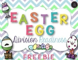 {FREEBIE} Easter Egg Division Readiness Task Cards