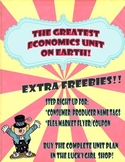 FREEBIE! Economics Extras!