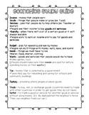FREEBIE Economics Study Guide for Primary