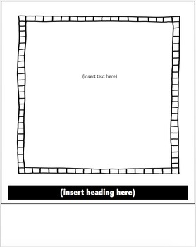 FREEBIE: Editable Flip Book