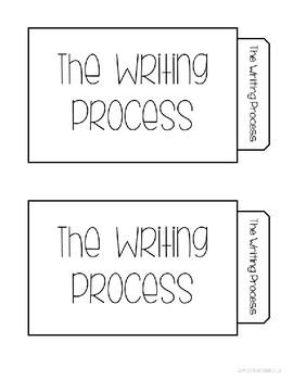 FREEBIE Editable Writer's Notebook Tabs