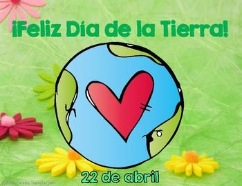 FREEBIE! El Día de la Tierra posters