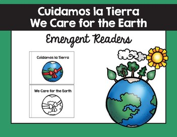 FREEBIE El día de la Tierra texto / Earth Day Emergent Reader in Spanish