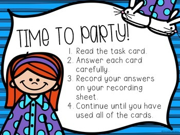 FREEBIE Elapsed Time Task Cards