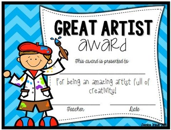 FREEBIE! {End-of-Year Awards!}