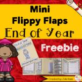 FREEBIE End of Year Memories Interactive Notebook Lapbook
