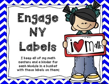 FREEBIE- Engage NY LABELS to store your centers  in :)