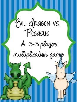 Multiplication Fact Game