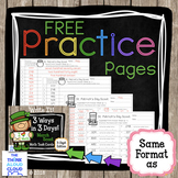 FREEBIE Expanded Form Practice Page {3-Digit Numbers}