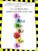 FREEBIE - F.A.N.B.O.Y.S Compound Sentences