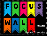 FREEBIE...FOCAL WALL Banner & Headers