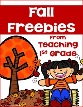 FREEBIE- Fall Fun
