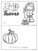 FREEBIE! Fall Leaves - Prepositions