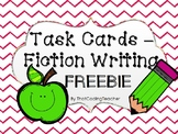 FREEBIE - Fiction Writing Prompt Task Cards