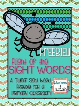 FREEBIE Flight of the Sight Words