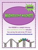 FREEBIE! Force and Motion- Magnificent Magnet Center Activity