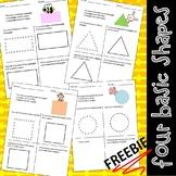 FREEBIE - Four Basic Shapes