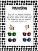 FREEBIE! Friends of 10 - Sunglasses Game