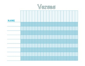 {FREEBIE} Fruit of the Spirit Record Keeping Charts